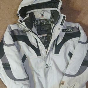 Like new Men's Spyder snowboarding jacket!!
